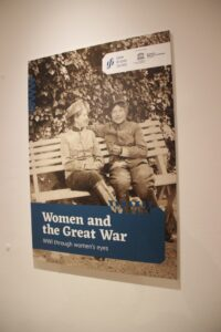 INTERNATIONAL EXHIBITION THE WOMEN AND THE GREAT WAR (2)